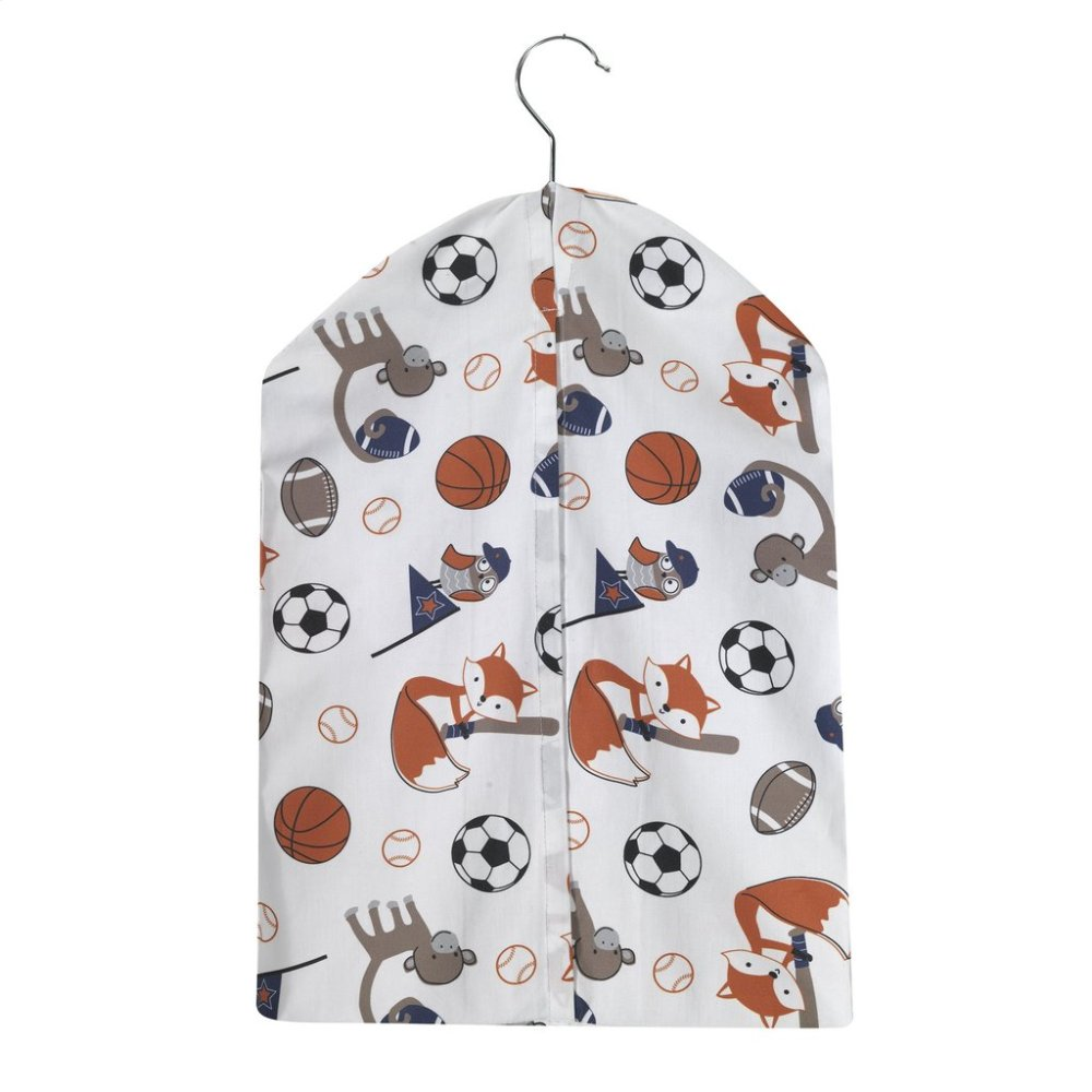 Baby League Animal Sports Theme Diaper Stacker