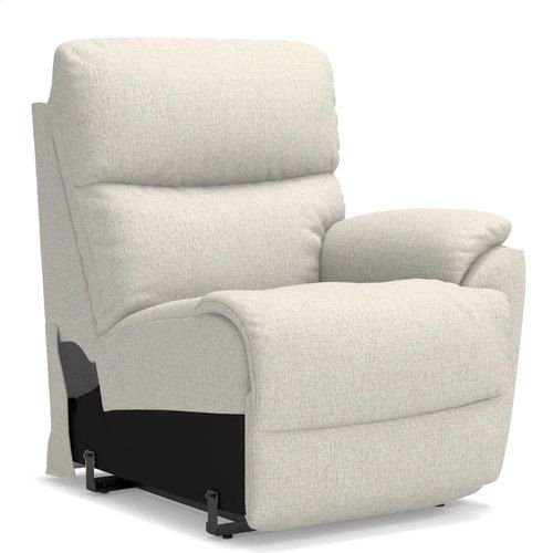 Trouper Power La-Z-Time® Left-Arm Sitting Recliner w/ Power Headrest