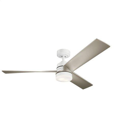 Spyn Collection 52 Inch Spyn Fan LED WHT