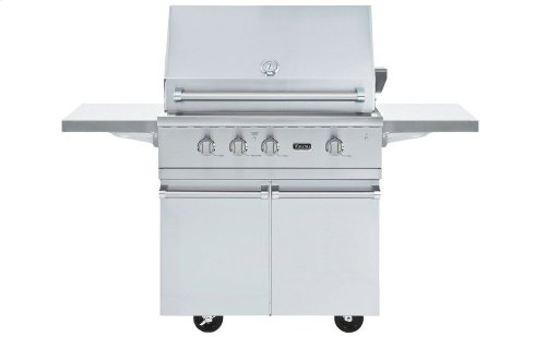"36"" Ultra-Premium Gas Grill Cart"