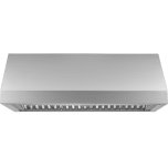 "Dacor48"" Pro Wall Hood, 18"" High, Silver Stainless Steel"