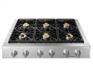 """48"""" Heritage Range Top-SS Natural Gas Product Image"""