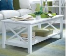 Coffee Table Pure White Product Image