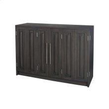Teak Wood Sideboard n Antique Smoke