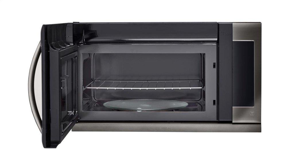 2.2 cu. ft. Over-the-Range Microwave Oven with EasyClean® Photo #3