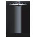 23 5/8 '' Recessed Handle Dishwasher Ascenta- Black