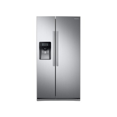 25 Cu Ft Side By Refrigerator With Led Lighting Product Image