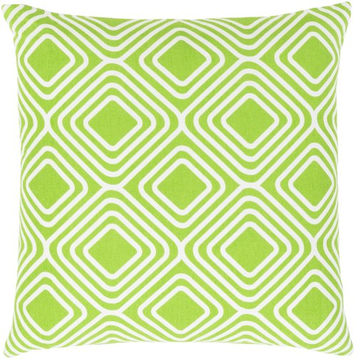 "Miranda MRA-008 18"" x 18"" Pillow Shell with Down Insert"