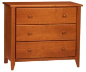 Rossport 3 Drawer Chest