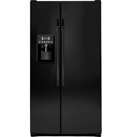 Hotpoint® 25.3 Cu. Ft. Side-by-Side Refrigerator