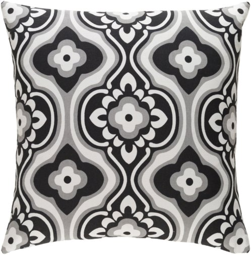 "Trudy TRUD-7153 18"" x 18"" Pillow Shell with Polyester Insert"
