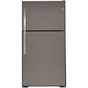 GEENERGY STAR® 21.9 Cu. Ft. Top-Freezer Refrigerator