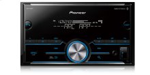 Double DIN Digital Media Receiver with Improved Pioneer ARC App Compatibility, MIXTRAX ® , Built-in Bluetooth ®