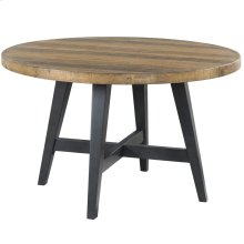 Dining - Urban Rustic Round Dining Table