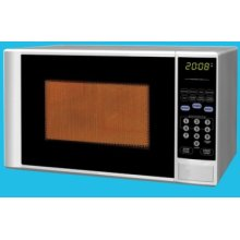 Haier 0.7 cu. ft. Stainless Steel Microwave