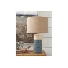 Ceramic Table Lamp (2/CN)