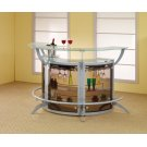 Contemporary Recreation Room Bar Unit Product Image