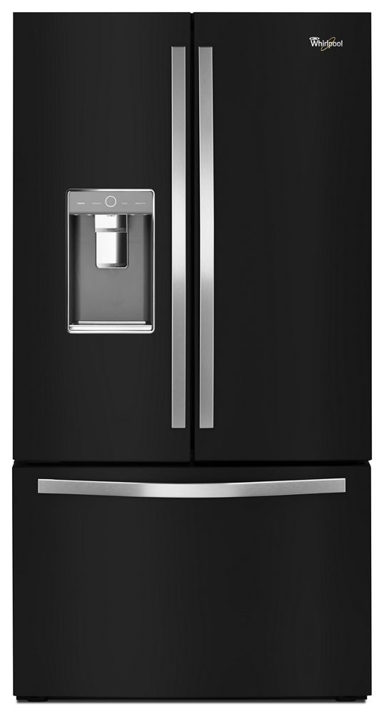 Etonnant Whirlpool 36 Inch Wide French Door Refrigerator With Infinity Slide Shelf    32 Cu.