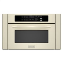 Built-In with Trim Kit 24 in. Width 1,000 Watts 27 in./30 in. Beveled Trim Kits Included Architect® Series II(Biscuit)