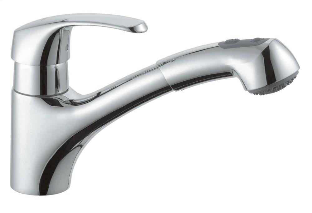 Alira Single-Handle Kitchen Faucet
