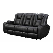 Delange Motion Power Sofa