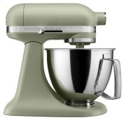 Artisan® Mini 3.5 Quart Tilt-Head Stand Mixer - Matte Avocado Cream Product Image