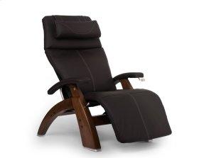 Perfect Chair PC-420 Classic Manual Plus - Espresso Top-Grain Leather - Walnut