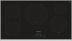 36 inch Masterpiece® Series Electric Cooktop CET366TB