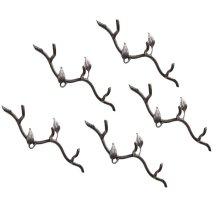 Sassafras Triple Hooks- 5 Piece Set