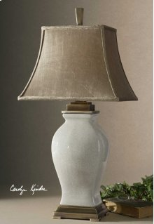 Rory Ivory Table Lamp