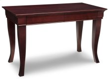 Phillipe 24x48 Writing Desk with 2 Pencil Drawers