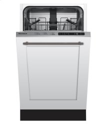 "18"" ADA Tub,top control, 5 cycle, full integrated panel overlay, 48dBA"