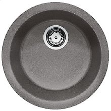 Blancorondo Bar Sink - Metallic Gray