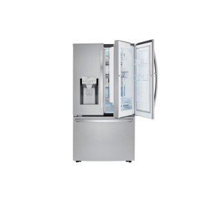 LG 鸭博娱乐s30 cu. ft. Smart wi-fi Enabled French Door Refrigerator with Door-in-Door®
