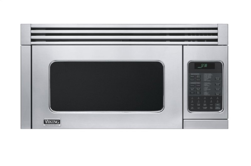 Convection Microwave Hood Hidden