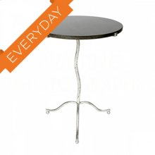 Kalmar Occasional Table in Silver