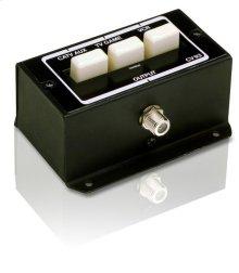 Coaxial switch