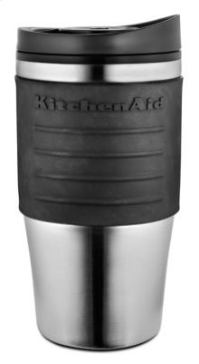Travel Coffee Mug - Black