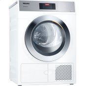 PDR 908 [HP] - Little Giant heat-pump tumble dryer With very low energy consumption and short cycle times. Load capacity 18 (8.0) lb (kg) lb (kg).