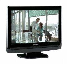 """19.0"""" Diagonal 720p HD LCD TV"""