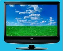 """19"""" HD LCD Television/DVD Combo"""