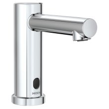 M-POWER chrome hands free sensor-operated lavatory faucet
