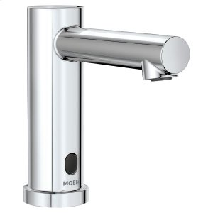 M-Power chrome hands free sensor-operated lavatory faucet Product Image