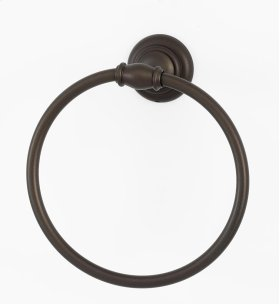Charlie's Collection Towel Ring A6740 - Chocolate Bronze