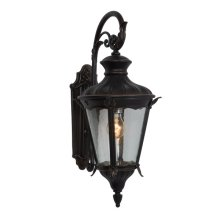 Leonardo Collection One Light Exterior Incandescen