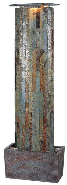 Waterwall - Indoor/Outdoor Floor Fountain