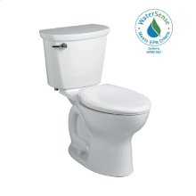 "White Elongated 10"" Rough Toilet"