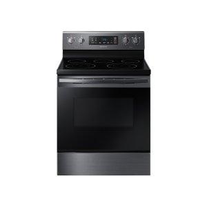 Samsung Appliances5.9 cu.ft. Freestanding Electric Range in Black Stainless Steel