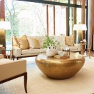 Wilson Sofa-Beige Leather Product Image