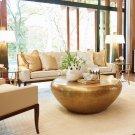 Wilson Sofa-Beige Leather Product Image